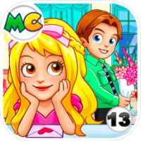 Fun New Games, Create Your Own World, Pajama Party, Cartoon Pics, Love Story, Apps, App Store, City, Chanel