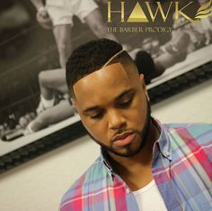 Hawk The Barber Prodigy www.styleseat.com/hawkdabarber // IG: hawkthebarberprodigy Smyrna, GA CLICK HERE for more black owned businesses!