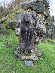 2015-01-25 11.35.43 British Columbia, Garden Sculpture, Tourism, Explore, Outdoor Decor, Turismo, Travel, Exploring, Traveling