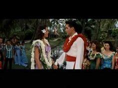 "Elvis Presley ""Hawaiian wedding song"" (subtitled in Portuguese)"