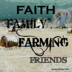 ProAg Thoughtful Thursday Quote: Our Resident Old Farmer Is Preparing For A  Houseful Of Family