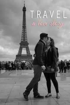 All about our travel love story!