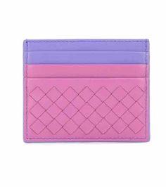 Intrecciato leather card holder | Bottega Veneta