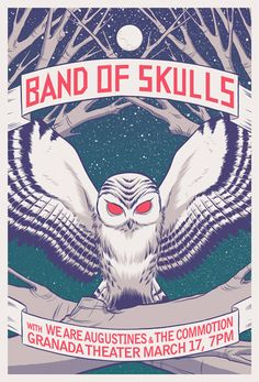 Band of Skulls  We Are Augustines