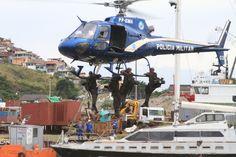 Polícia Militar Estado do Rio de Janeiro - GAM – Grupamento Aeromóvel (Brasil).  http://www.pilotopolicial.com.br/unidades/