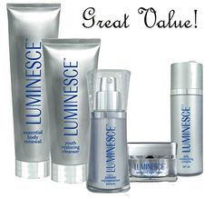 Luminesce Beauty Care Package (5 ITEMS INCLUDED) | All Beauty Secret
