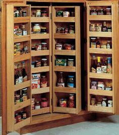 17 Ways To Repurpose an Antique Armoire | Armoires, Pantry ...