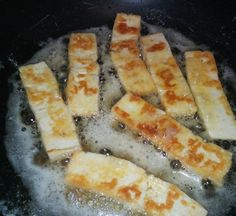 Haloumi Frying in Butter  #haloumi #cheese #butter #ketosis #keto #ketosiseating #ketosisdiet #ketogenicdiet #ketogenic #paleo #paleodiet #lchf #lchfeating #lchfdiet #lowcarbhighfat #lowcarb #highfat #aussieketo #australia #lifestylechange #diet #weightloss #weightlossjourney - Inspirational and Motivational Ketogenic Diet Pins - Eat Keto Get Into Nutritional Ketosis - Discover LCHF to Prevent Diseases - Enjoy Low-Carb High-Fat Lifestyle For Better Health
