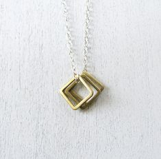 Simple Jewelry Simple Necklace Layering by TheDedicationCompany, $24.00