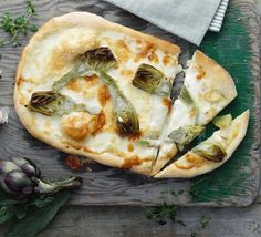 Pizza on Pinterest | Philly cheese steak pizza, Asparagus pizza and ...
