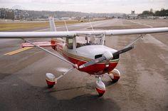 cessna 152 cockpit - Google Search Cessna 150, Cessna Aircraft, Fly Go, Bush Pilot, Private Plane, Civil Aviation, Hot Rides, Blue Skies, Jets
