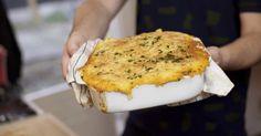 Samuel's Shepherd's Pie zoals zijn moeder hem altijd maakte.