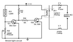 Automatic #StreetLightControlcircuit, which detect the movement of vehicles on highways and operates accordingly.   #ElectronicProjects #Elprocus #Electricalprojects
