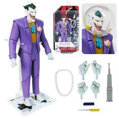 Batman: The Animated Series Joker Action Figure - DC Collectibles - Batman - Action Figures at Entertainment Earth