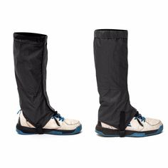 7b772ac90408 Outdoor Climbing Waterproof Gaiters Snow Legging Shoes Cover Protector For  Camping Hiking Trekking
