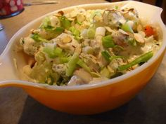 Asian/Oriental Cabbage Salad