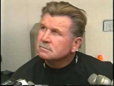Mike Ditka demonstrating how to handle stupid media questions...