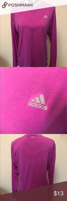 Adidas Long Sleeve Tee #adidas #adidastop #adidasxl #adidaslongsleevetop #adidaslongsleeve #xltop #athleticxl adidas Tops Tees - Long Sleeve