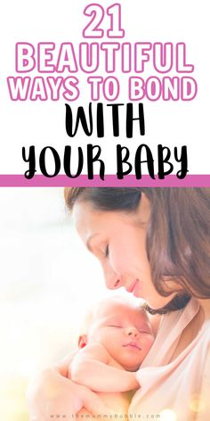 Ideas for how you can bond with your baby. Play and activities you can do with your baby to help form a closer bond. Newborn Baby Tips, Find A Song, Nappy Change, Silly Faces, Skin To Skin, Baby Massage, Look At The Stars, New Mums, Childhood Toys