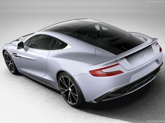 2013 Aston Martin Vanquish Centenary Edition