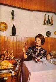 Sophia Loren's melanzane parmigiana