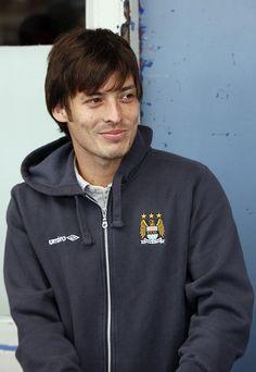 David Silva, Manchester City, Spain Nt