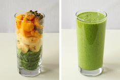 Vegetable smoothie: 13 recipes yym yum yum