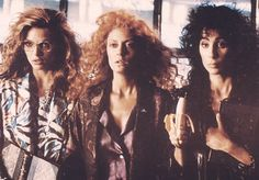 The Witches of Eastwick. Watched this the other night. Hilarious!