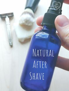 Shaving can cause irritation dry skin ingrown hairs and razor burn. Try a Natural After Shave to soothe refresh and moisturize skin! Be Natural, Natural Skin Care, Natural Living, Natural Health, Organic Living, Fitness Models, Morning Beauty Routine, Razor Burns, Natural Beauty Recipes
