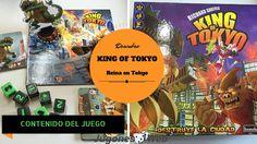 Juego KIng of Tokyo