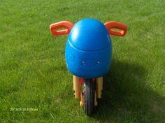 Kinder Laufrad Motorrad