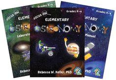 Grades K-4, $67  Focus On Elementary Astronomy Book Bundle