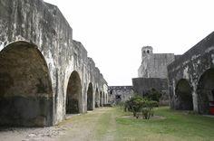 San Juan de Ulua fortress, Veracruz, Mexico