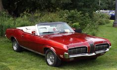 1970 Mercury Cougar XR7...Brought to you by #HouseofInsurance in #Eugene #Oregon