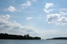 Dunaj pri Bratislave Clouds, Outdoor, Outdoors, Outdoor Games, The Great Outdoors, Cloud