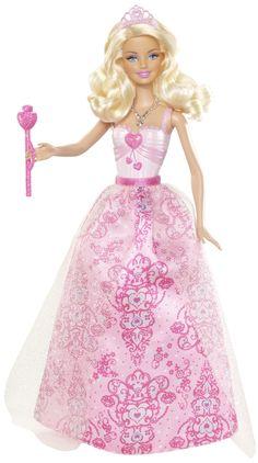 *2012 Princess Barbie doll #W2856