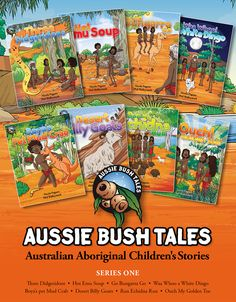 Aussie Bush Tales - Series 1 Access) - The Education Shop Aboriginal Children, Aboriginal Culture, Tales Series, The Brethren, Child Love, Shopping Websites, Teacher Resources, 1 Year, Parents