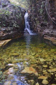 Cachoeira dos Dragões -Pirinopolis - Goias