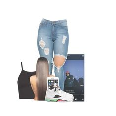 """""""2/20"""" by trillgolddfashionn ❤ liked on Polyvore featuring Retrò, women's clothing, women, female, woman, misses and juniors"""