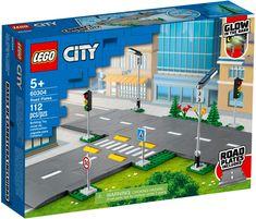 Passage Piéton, Construction Lego, Lego City Sets, Building Toys, The Darkest, Lego Pieces, Speed Bump