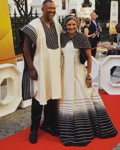 SOUTH AFRICA XHOSA&ZULU Wedding dresses are also different from one place to one other place. The setting and culture matter the wedding Wedding Dresses South Africa, African Wedding Attire, African Attire, South African Traditional Dresses, Zulu Wedding, Xhosa Attire, African Wear Dresses, Africa Fashion, African Style