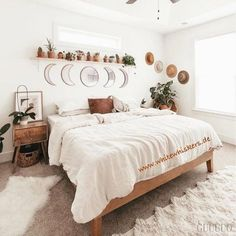 Room Ideas Bedroom, Home Bedroom, Bedroom Wall, Mirror In Bedroom, Bedroom Decor Boho, Decor Room, Teen Bedroom, Boho Room, My New Room
