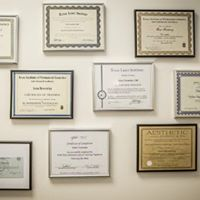 Make sure your technicians are properly and legally CERTIFIED!