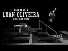 Street League's Best of 2013: Luan Oliveira - http://DAILYSKATETUBE.COM/street-leagues-best-of-2013-luan-oliveira/ -   Your favorite skaters' favorite skater—and this is why. Vai Luan! For more information on the Street League Nike SB World Tour visit StreetLeague.com or Face... - 2013, best, League's, luan, oliveira, street
