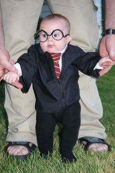 Baby Harry Potter :)
