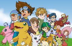 "E ""Digimon"".   31 provas de que foi incrível crescer nos anos 2000"