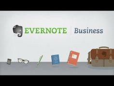Evernote Business - YouTube