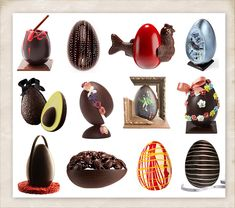 The art of Easter. Chocolate egg design reaches new heights in Paris