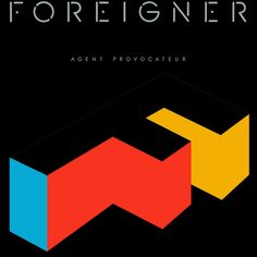 Foreigner - Agent Provacateur