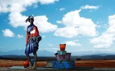 African Odyssey by Kevin Mackintosh & Daryl McGregor with Adau Mornyang & Adidas.